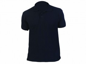 Precision short sleeve Polo Shirt w/ Taped back neck for extra comfort