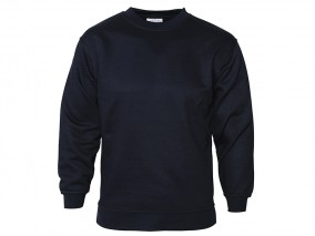 Sterling Sweatshirt w/ Taped back neck, Drop shoulder & waistband