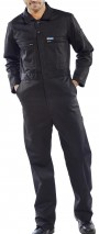Zip Front Coverall w/ Two zipped chest pockets, Tool & Rule pockets
