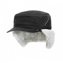 Snickers 9099 Winter Cap Black w/Soft warm pile padding