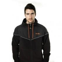 Scruffs Active Hooded Fleece w/ Draw cord waist and hood