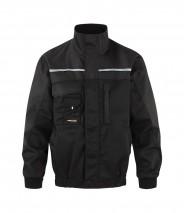 Tuff-texx Pro Work Bomber Jacket w/  fleece lined collar & internal pocket
