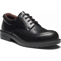 Dickies Executive Safety Shoe w/ Breathable Lining for Extra Comfort