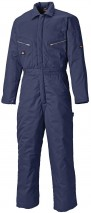 Dickies Lined Coverall Navy w/ Arm, Back, Chest pockets