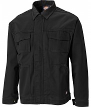 Dickies Industry Two Tone Work Jacket w/ Adjustable cuffs & waist