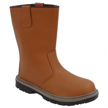 Super Safety Rigger Lined Boot