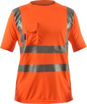 Hi Vis Rail T-Shirt Vented
