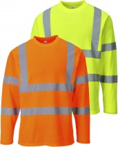 bodyguard-T-Shirts-Hi-Vis-Long-Sleeved-T-Shirt