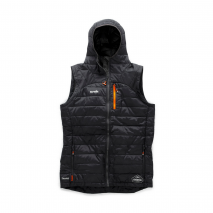 Scruffs expedition thermo HD gillet / bodywarmer black