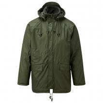 bodyguard-Jackets-Fleece-Lined-OliveWaterproof-Jacket