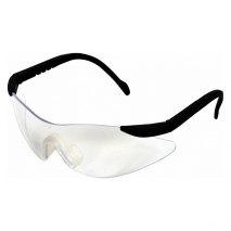 Nevada Safety Spectacles w/ Stylish Wrap Round Design & Adjustable Arms