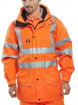 bodyguard-Jackets-Orange-Hi-Vis-Coat