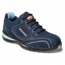 DICKIES OTTAWA LADIES SAFETY SHOE w/ Breathable textile lining