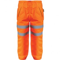 Bodyguard Workwear Goretex Hi Vis Rail Over Trousers