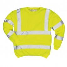 Activwear HV Sweatshirt-YELL