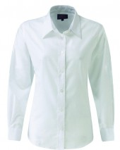 Dickies Ladies Oxford Long Sleeve Shirt