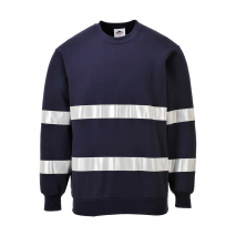 Amey Navy Sweatshirt