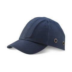 Safety Baseball Bump Cap w/ with ventilation holes