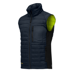 Snickers  Allroundwork 37.5 Insulating Body warmer w/ High wind protective collar