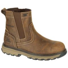 Caterpillar Pelton Safety Boot w/ Steel Toecap & Composite Midsole