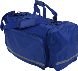 Large Utility Holdall Bag w/ adjustable straps, various pockets & Wet bag inside