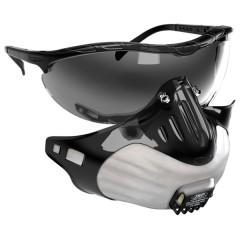 JSP FilterSpec Black Smoke Lens Valved FMP2 Filter
