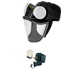 JSP Powercap 4 Hour Re-chargeable L/Weight Powered Respirator