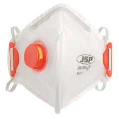 JSP FFP3 Fold Flat Valved Mask (Pack 10)