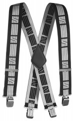 Snickers Elastic Braces w/ Extra wide elastic straps & firm clips