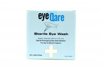 Saline Eye Wash Refills Pods x 25