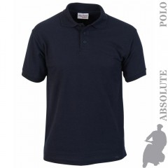 Precision Pique Polo w/ Double Ribbed Collar & Cuffs