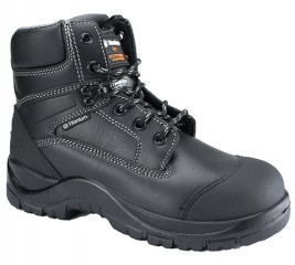 Titanium Leather Safety Boots w/ Thinsulate insulation throughout