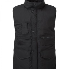 Wroxham Bodywarmer w/ Quilted padded lining & Multi pockets