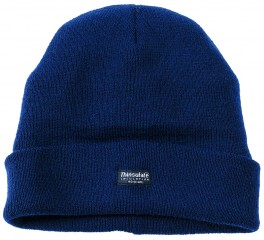 Thinsulate Watch Hat w/40 gsm thinsulate lining