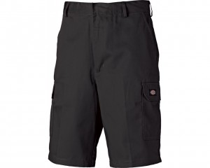 Dickies Redhawk Cargo Shorts w/ Hook and clasp closure to waistband