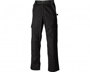 Dickies Industry 300 Two Tone Work Trousers w/ kneepad pouches.