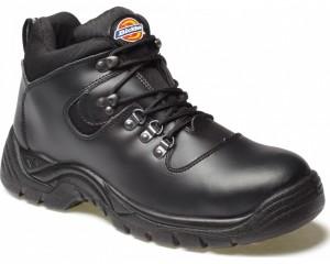 DICKIES FURY SAFETY HIKER BOOT w/ Steel Toe Cap