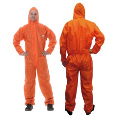 Candex Type 5/6 Disposable Coverall - 4515 w/ Elasticated hood, cuffs, ankles