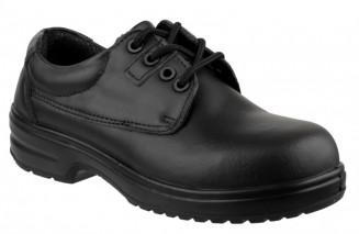 AMBLERS LADIES SAFETY SHOE w/ composite toe cap & midsole