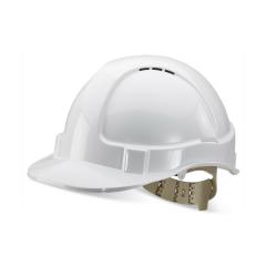 Premium Vented Safety Helmet w/ Wheel dial ratchet size adjuster
