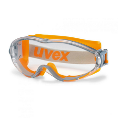 Uvex Ultrasonic Goggle w/ comfortable fit for long periods of wear