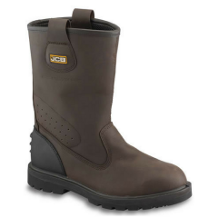 JCB Trackpro Rigger Boot w/ Breathable Cambrelle lining