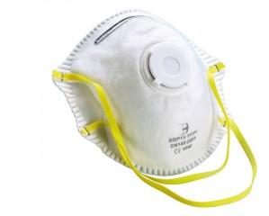 P1 Dust Mask - Valved Box of 10