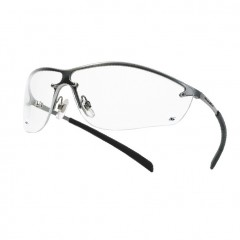 Bolle Silium Clear Safety Spectacle w/ with anti-scratch and anti-fog technology
