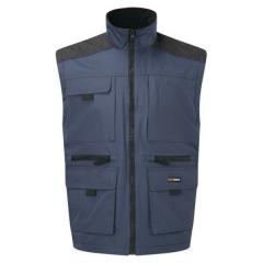 Lincoln Body warmer w/ Fleece lining & Multi-pockets