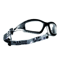 Bolle Tracker Safety Spectacles - Clear