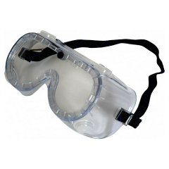 Indirect Ventilated Goggles w/ Liquid splash protection