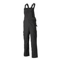 Dickies Industry 300 Bib & Brace w/ chest, leg & Kneepad pockets
