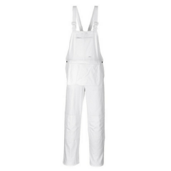 Painters Bib and Brace w/ 8 pockets for ample storage & Knee pad pockets