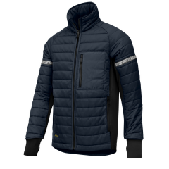 Snickers Insulator Jacket Navy w/ Reflective details